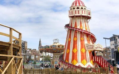 Margate's Dreamland back from the dead, or is that living dead ?