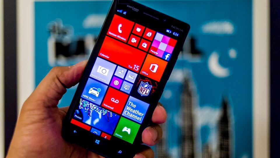 Turn your Android into a Windows Phone 2