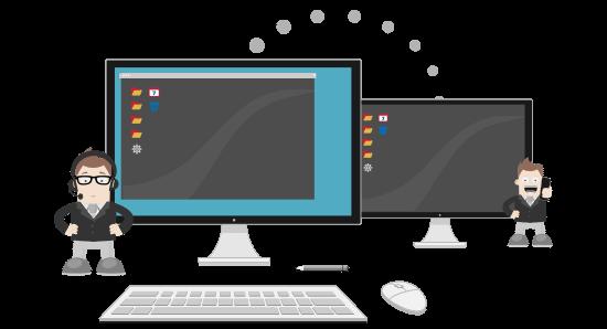 Remote Desktop Support 1