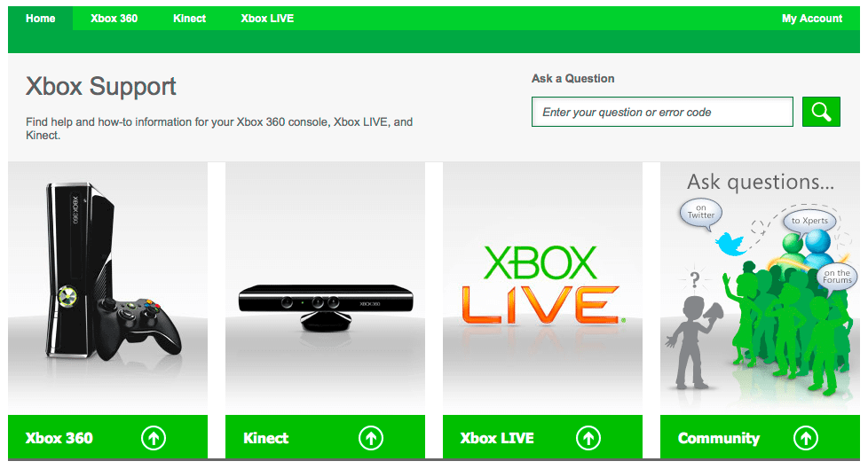 how to contact xbox live uk