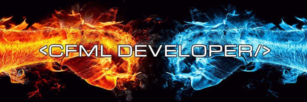 CFML Developer 1