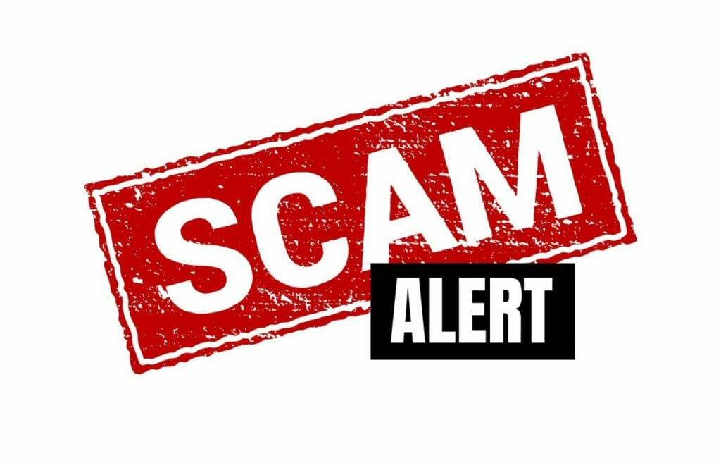 scam alert - NCA National Insurance Scam