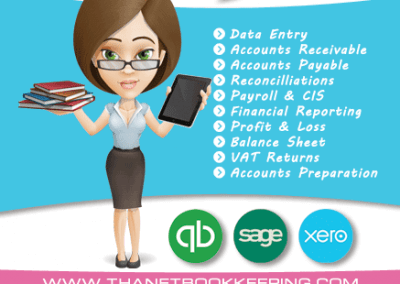 Thanet Bookkeeping 5