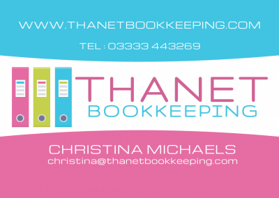 Thanet Bookkeeping 4