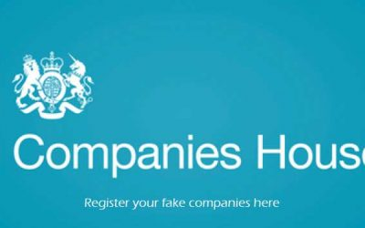 Companies house is a playground for criminals