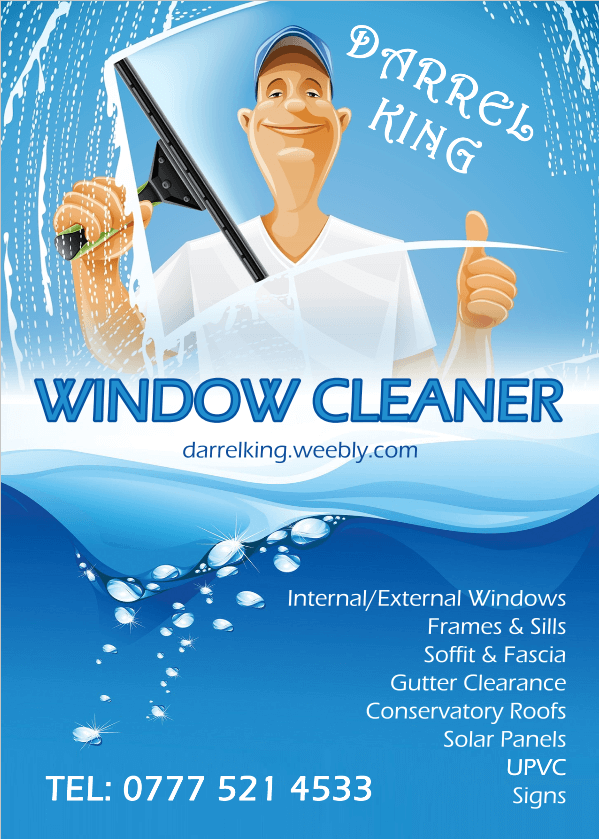 Darrel King - Window Cleaner 2