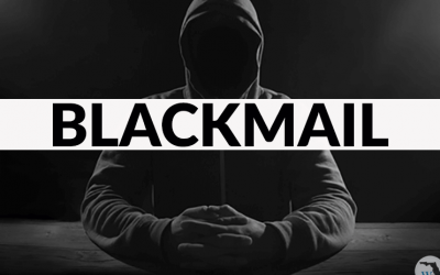 Adult Website Blackmail Scam