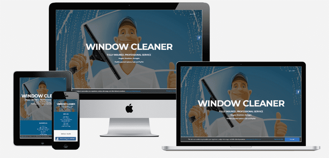 Darrel King – Window Cleaner