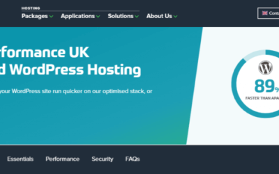 Review of guru.co.uk WordPress hosting