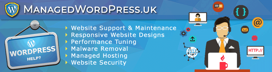 Managed WordPress Hosting & support