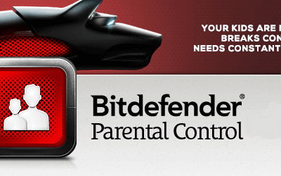 BitDefender Parental Controls Review