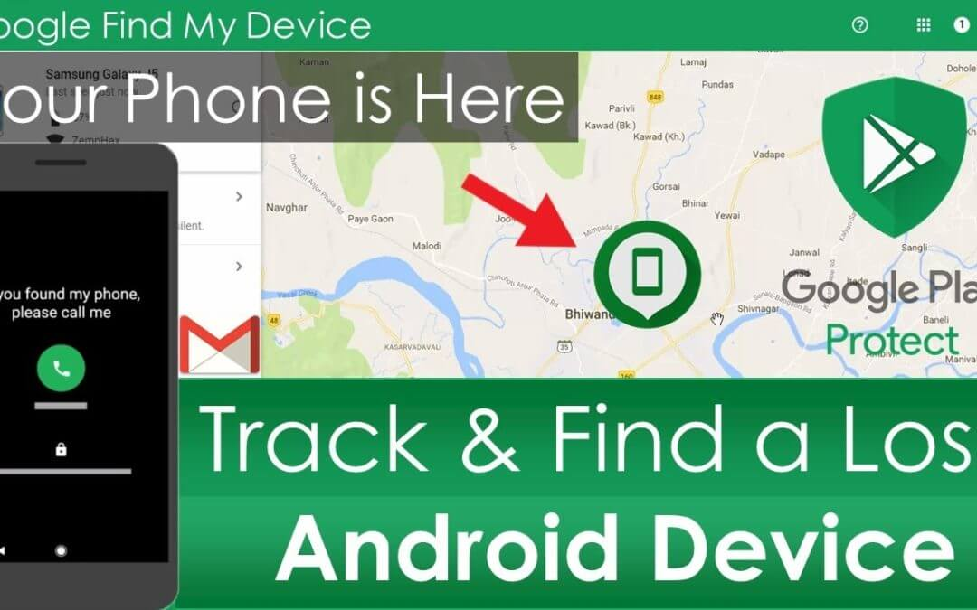 Google Find My Device not working