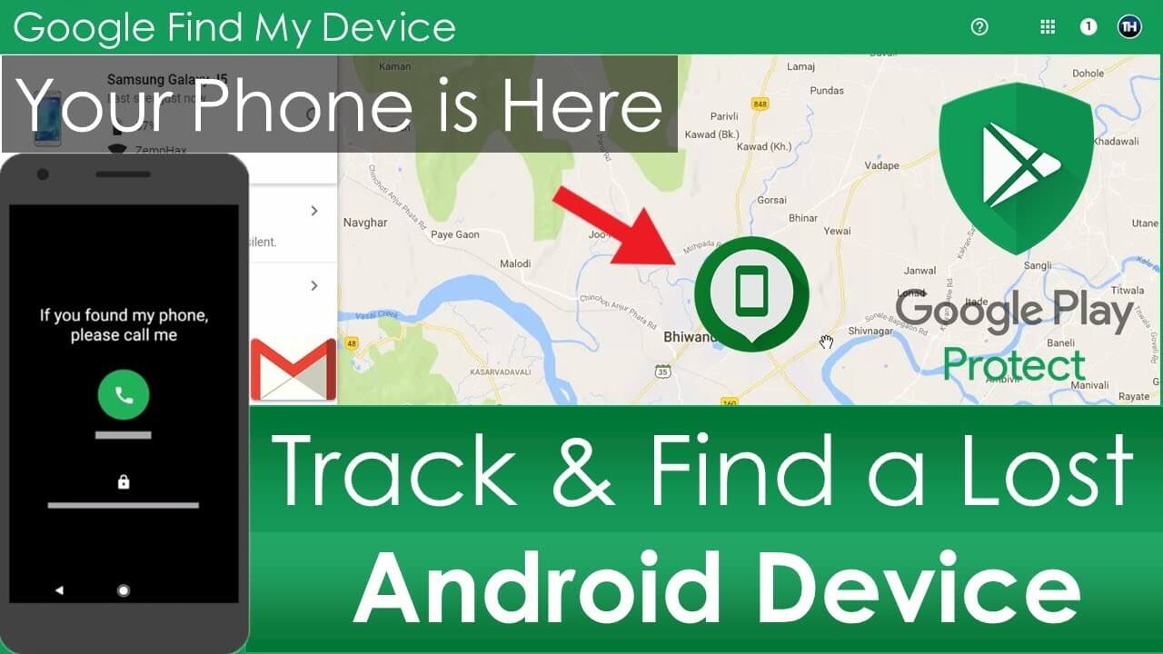 Google Find My Device not working 1