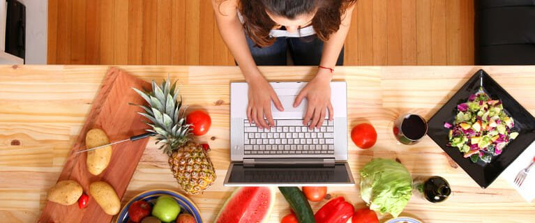 How to setup a 1:1 diet consultant website 1