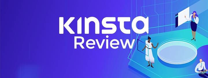 Kinsta WordPress hosting review