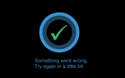 "Solution to Cortana ""i'm sorry, something went wrong"""