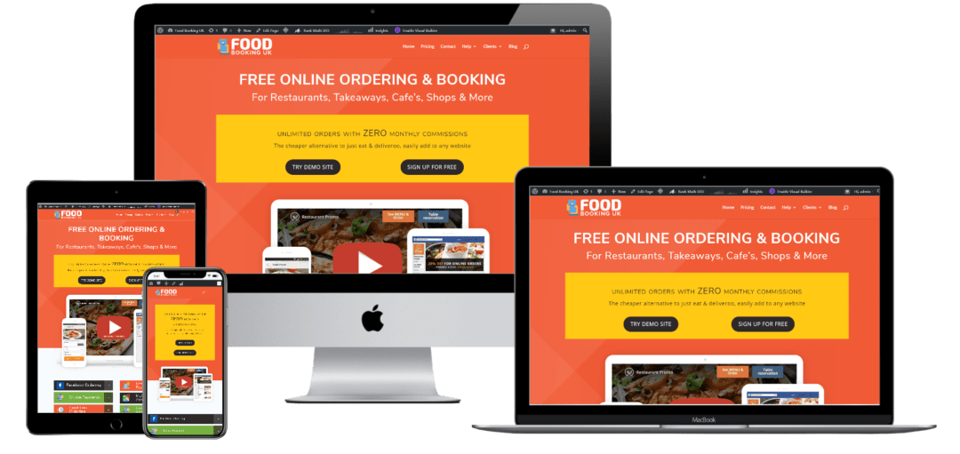 Food Booking UK