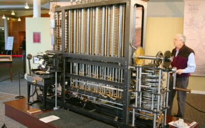 Tech Time Warp: Charles Babbage, the father of computing
