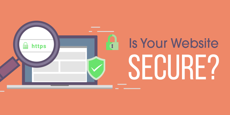 Does using SSL make my website secure