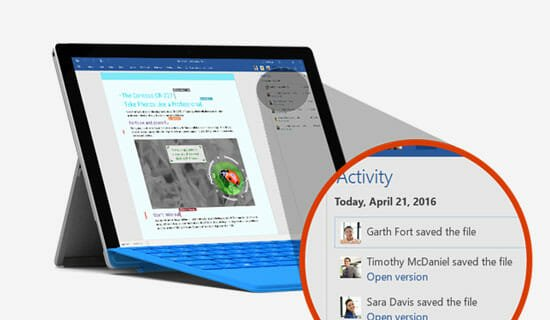 collaboration tools in Microsoft 365
