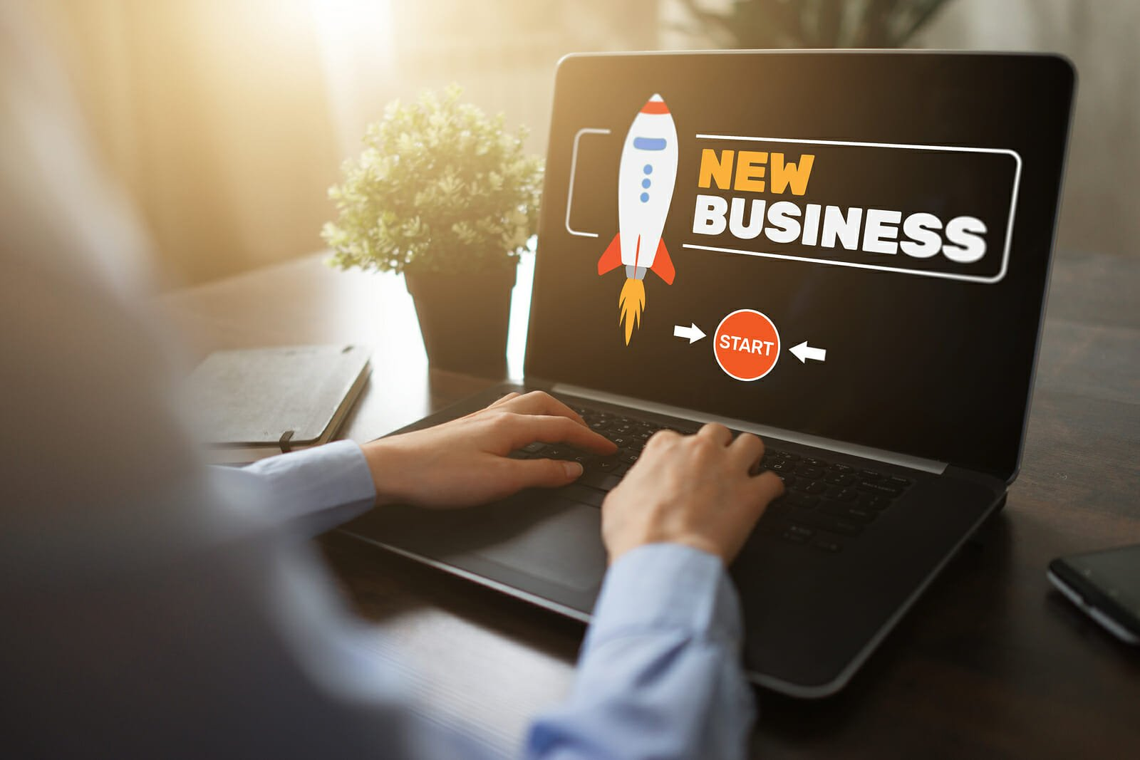 new business website package